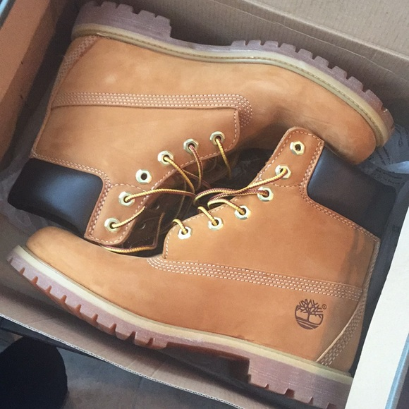 Timberland boots new in box NWT